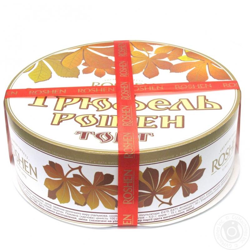 Торт Трюфельный 0,5 кг