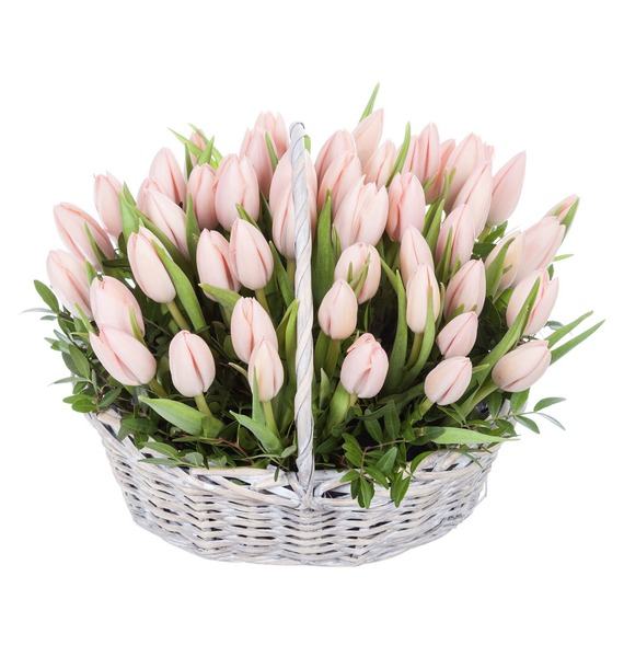 Корзина Ласка весны