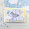 Открытка дизайнерская №9 С Днем Рождения
