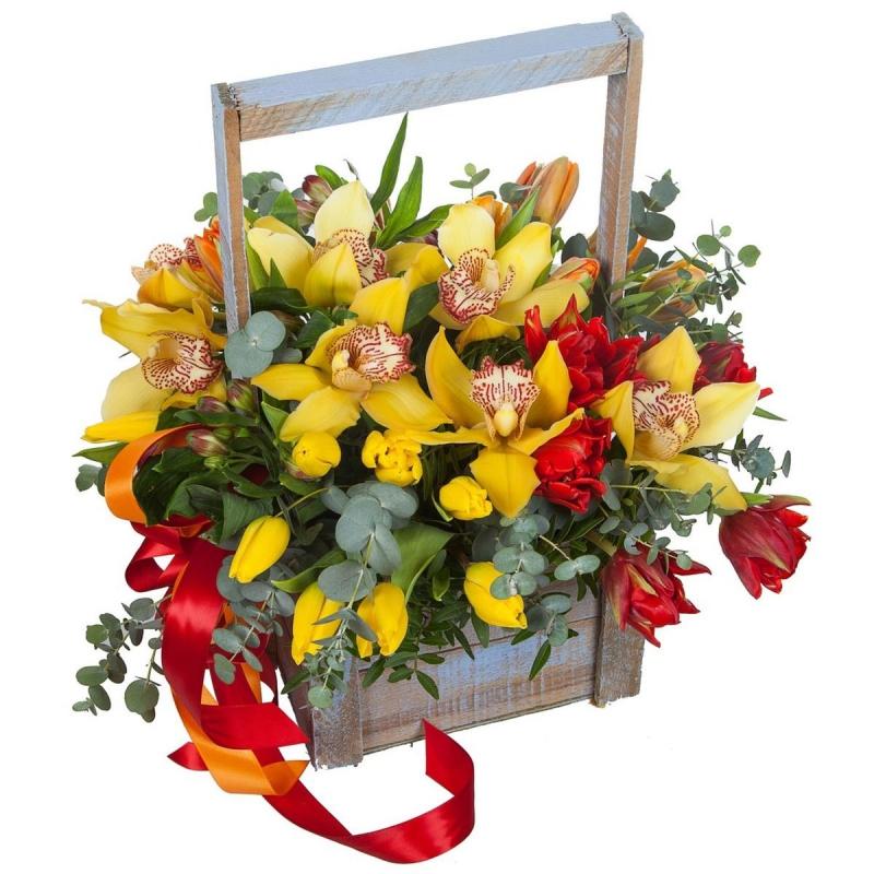 Композиция Бал цветов
