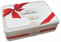 Конфеты Rafaello в жестяной коробке